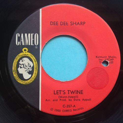 Dee Dee Sharp  - Let's twine - Cameo - VG+ (sol)