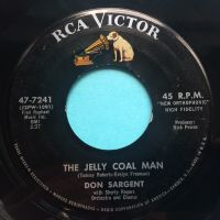 Don Sargent - The Jelly Coal Man - RCA - Ex-
