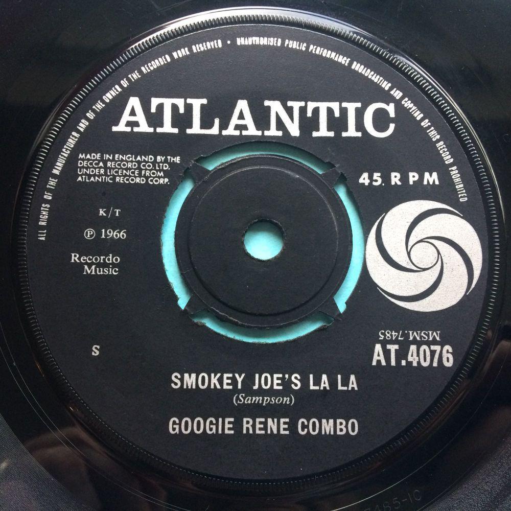 Googie Rene Combo - Smokey Joe's La La - U.K. Atlantic - VG+