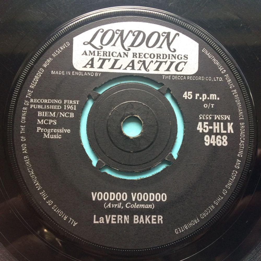 Lavern Baker - Voodoo Voodoo b/w Hey, Memphis - UK London - Ex-