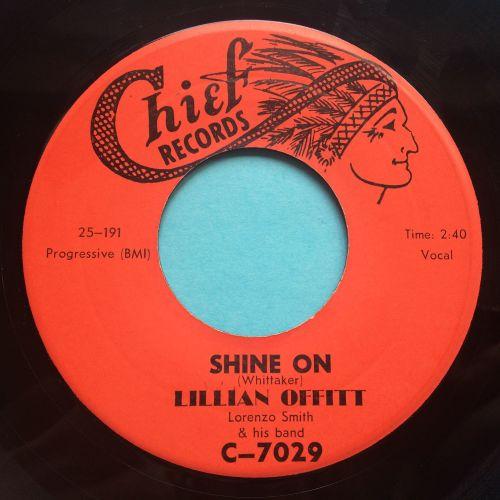 Lillian Offitt - Shine on - Chief - Ex
