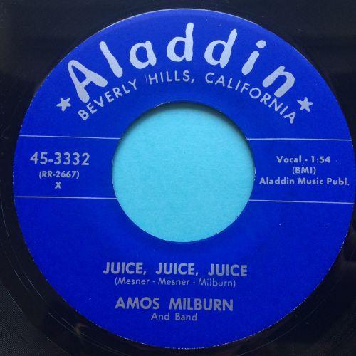 Amos Milburn - Juice, Juice, Juice - Aladdin - Ex