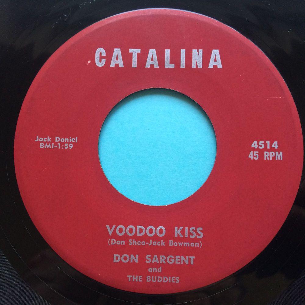 Don Sargent - Voodoo kiss - Catalina - Ex