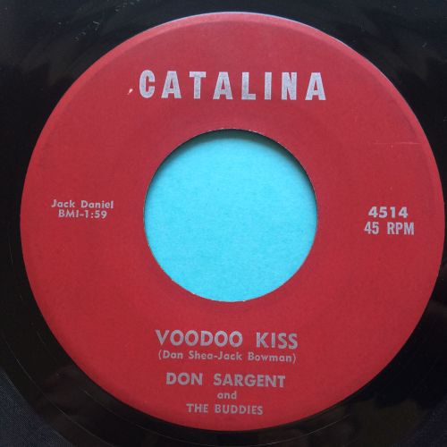 Don Sargent - Voodoo kiss - Catalina - Ex