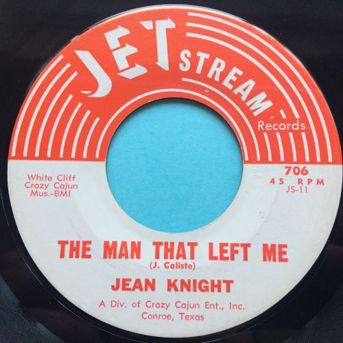 Jean Knight - The man that left me - Jetstream - Ex-