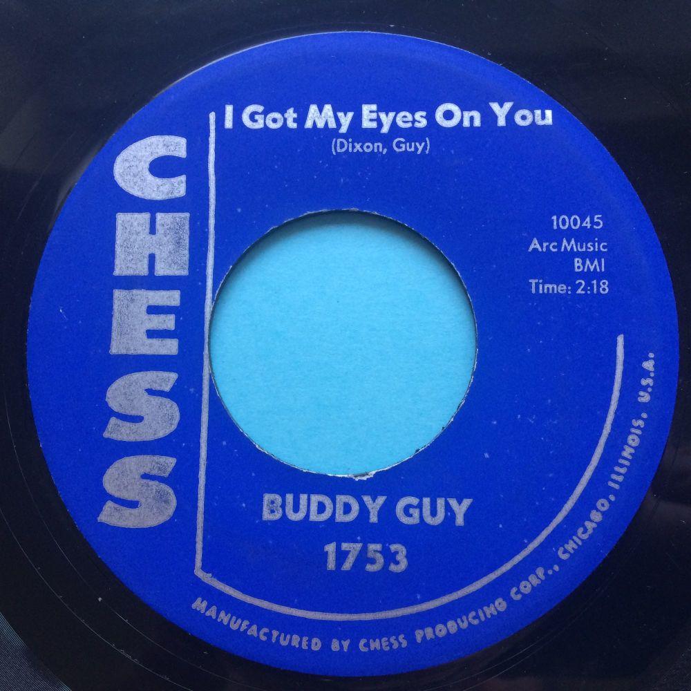 Buddy Guy - I got my eyes on you - Chess - Ex-