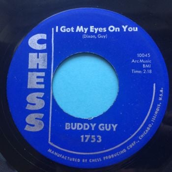 Buddy Guy - I got my eyes on you - Chess - Ex-