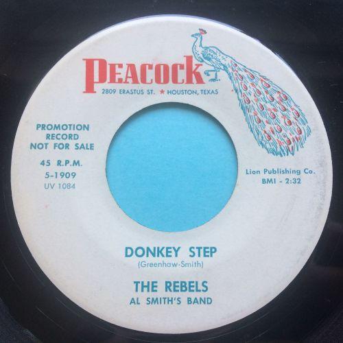 Rebels - Donkey Step - Peacock promo - Ex