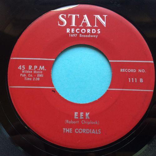 Cordials - Eek - Stan - Ex