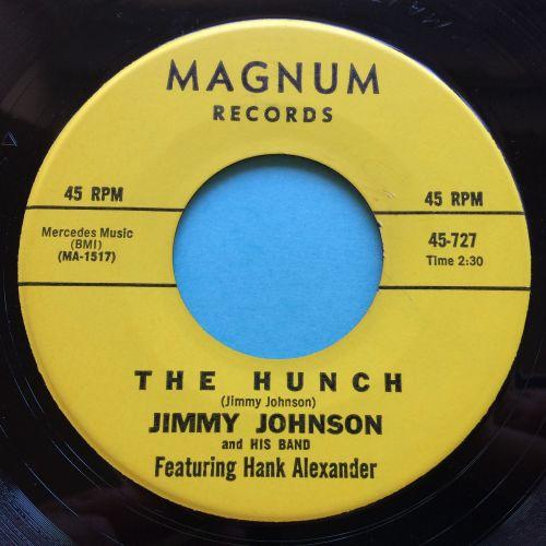 Jimmy Johnson - The Hunch - Magnum - Ex