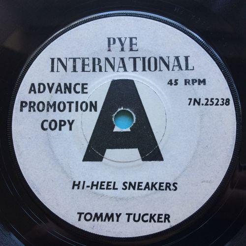 Tommy Tucker - Hi-Heel Sneakers - U.K. Pye Intenational promo - Ex-