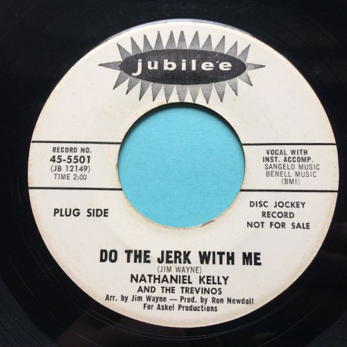 Nathaniel Kelly - Do the jerk with me - Jubilee promo - Ex
