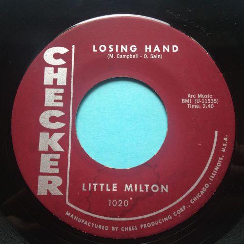 Little Milton - Losing hand - Checker - VG+