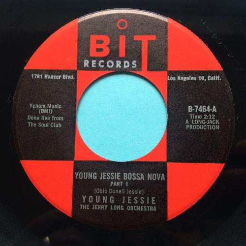 Young Jessie - Young Jessie Bossa Nova Pt 1 & Pt2 - Bit - Ex