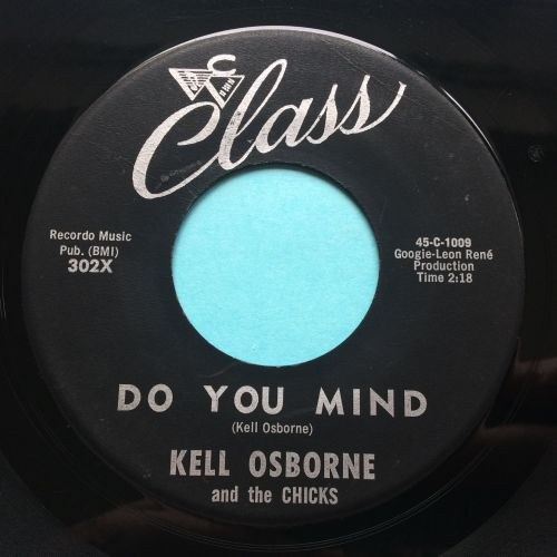 Kell Osborne - Do you mind - Class - Ex-
