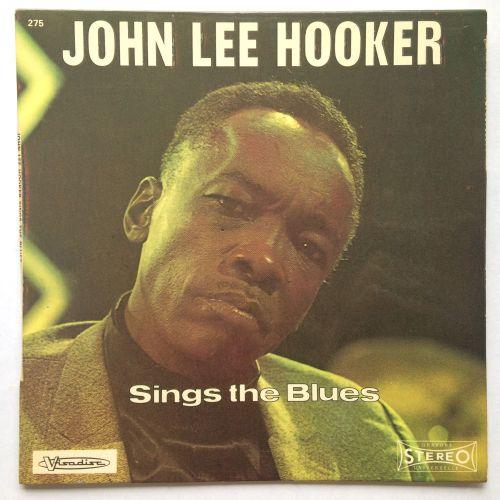 John Lee Hooker - Shake it up and go (Sings the blues E.P.) - Visadisc (Fre