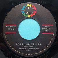 Benny Spellman - Fortune Teller - Minit - VG+