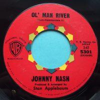 Johnny Nash - Ol' man river - WB - Ex