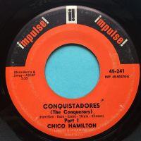 Chico Hamilton - Conquistadores - Impulse - VG+