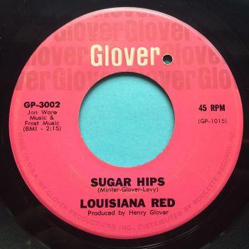 Louisiana Red - Sugar Hips - Glover - Ex-