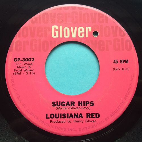 Louisiana Red - Sugar Hips - Glover - Ex-