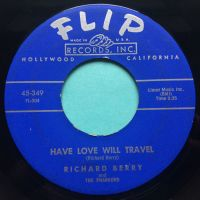 Richard Berry - Have love will travel - Flip - Ex-