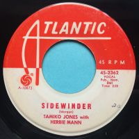 Tamiko Jones and Herbie Mann - Sidewinder - Atlantic promo - VG+