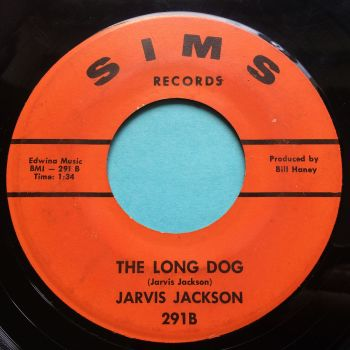 Jarvis Jackson - The Long Dog - Sims - VG+