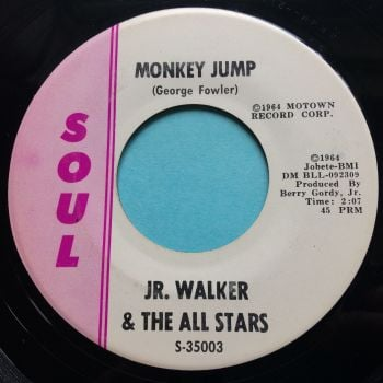 Jr. Walker - Monkey Jump - Soul - Ex-