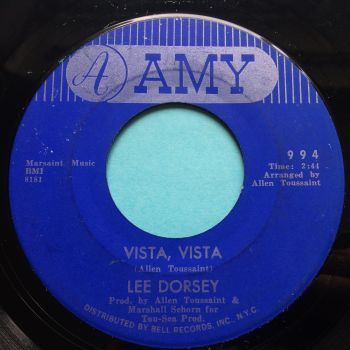 Lee Dorsey - Vista Vista - Amy - Ex-