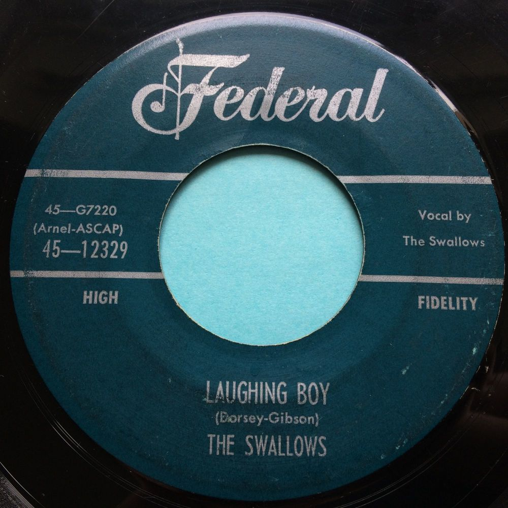 Swallows - Laughing Boy - Federal - VG+