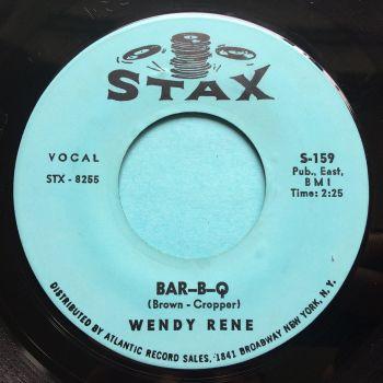 Wendy Rene - Bar-B-Q - Stax - Ex-