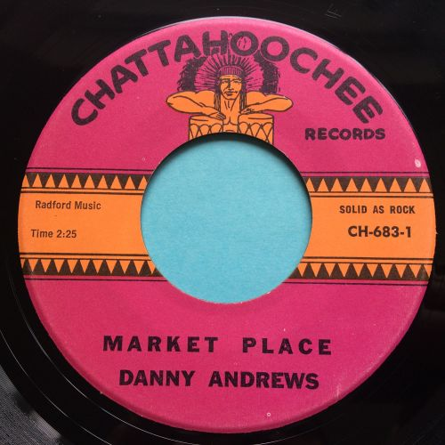 Danny Andrews - Market Place - Chattahoochee - Ex-