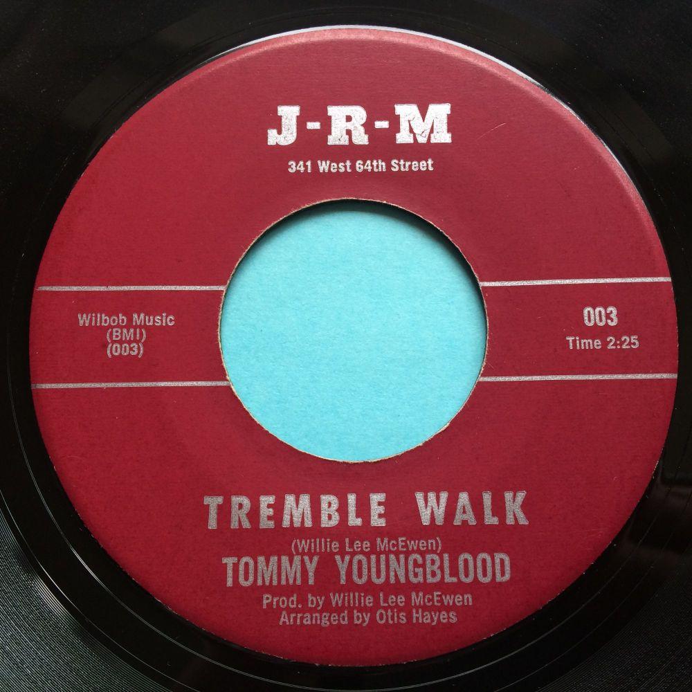 Tommy Youngblood - Tremble Walk - J-R-M - Ex