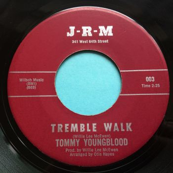 Tommy Youngblood - Tremble Walk - J-R-M - Ex