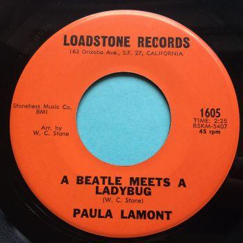 Paula Lamont - A beatle meets a ladybug - Loadstone - Ex