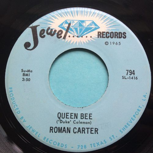 Roman Carter - Queen Bee - Jewel - Ex