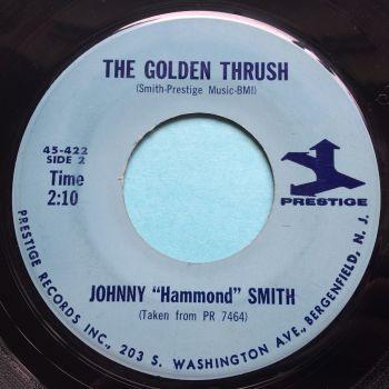 "Johnny ""Hammond"" Smith - The Golden Thrush - Ex"
