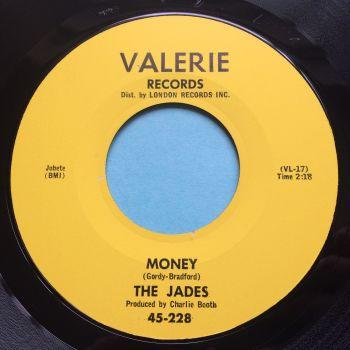 Jades - Money b/w Summertime - Valerie - Ex