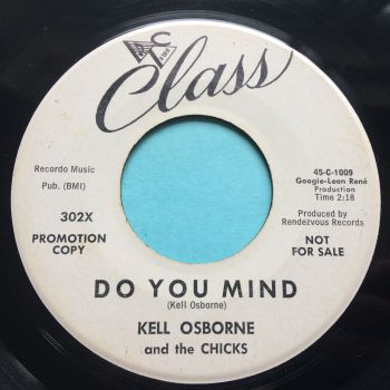 Kell Osborne and the Chicks - Do you mind - Class promo - Ex