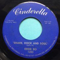Eddie Bo - Shake, Roll and Soul - Cinderella - Ex-
