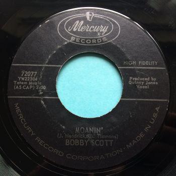 Bobby Scott - Moanin - Mercury - VG+