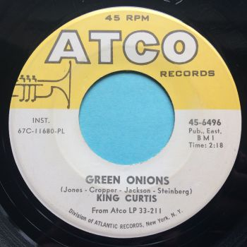 King Curtis - Green Onions - Atco - Ex-