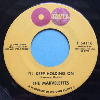 Marvelettes - I'll keep holding on - Tamla - Ex