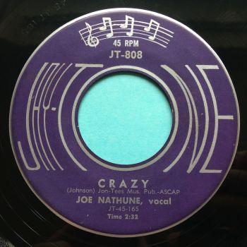 Joe Nathune (Jon Tee) - Crazy - Jay-Tone - Ex