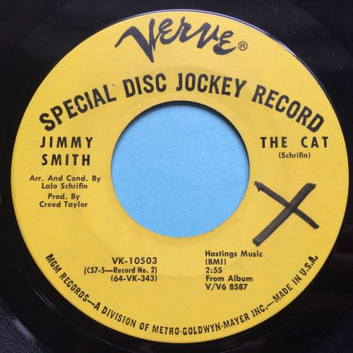 Jimmy Smith - The Cat - Verve promo (xol) - Ex-
