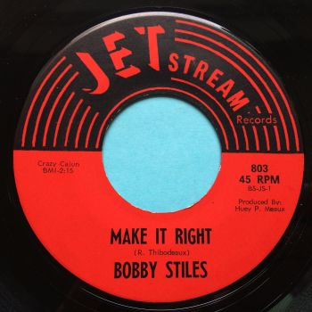 Bobby Stiles - Make it right - Jetstream - M-