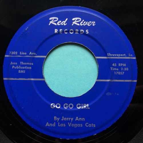 Jerry Ann - Go Go Girl - Red River - Ex