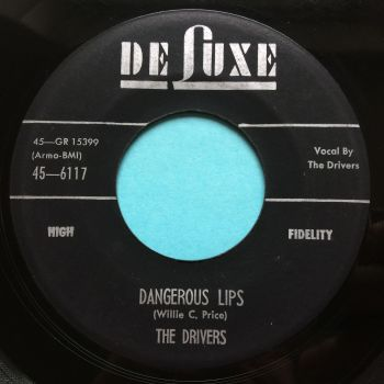 Drivers - Dangerous Lips b/w Oh Miss Nellie - Deluxe - Ex-