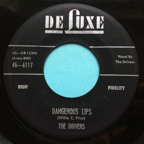 Drivers - Dangerous Lips - Deluxe - Ex-